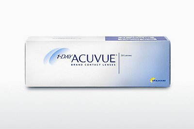 Piilolinssit Johnson & Johnson 1 DAY ACUVUE 1D2-30P-REV