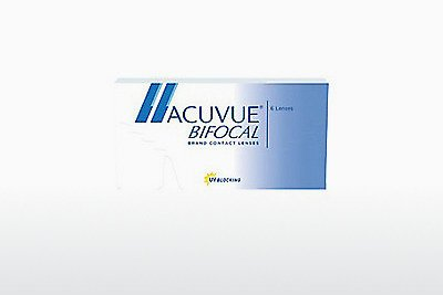 Piilolinssit Johnson & Johnson ACUVUE BIFOCAL BAC-6P-REV