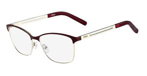 Chloé CE2122 720 LIGHT GOLD/BORDEAUX