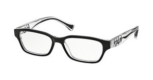 Ralph RA7056 541 BLACK/TRANSPARENT
