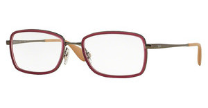Ray-Ban RX6336 2857 RUBBER FUXIA