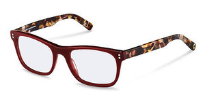 Rocco by Rodenstock RR420 S dark red, pearl havana
