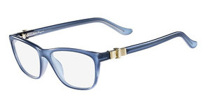 Salvatore Ferragamo SF2728 462 LIGHT BLUE
