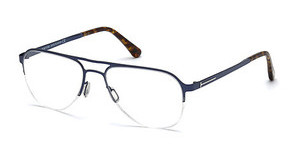 Tom Ford FT5370 090 blau glanz