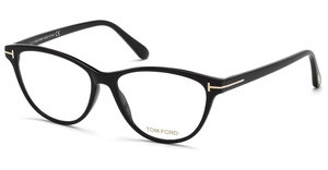 Tom Ford FT5402 001 schwarz glanz