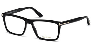 Tom Ford FT5407 001 schwarz glanz
