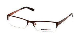 Vienna Design UN364 02 matt brown-orange
