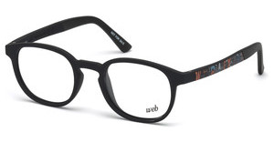 Web Eyewear WE5185 005 schwarz