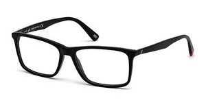 Web Eyewear WE5201 002 schwarz matt