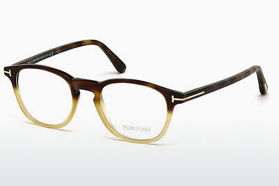 Silmälasit/lasit Tom Ford FT5389 053 - Havanna, Yellow, Blond, Brown