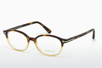 Silmälasit/lasit Tom Ford FT5391 053 - Havanna, Yellow, Blond, Brown