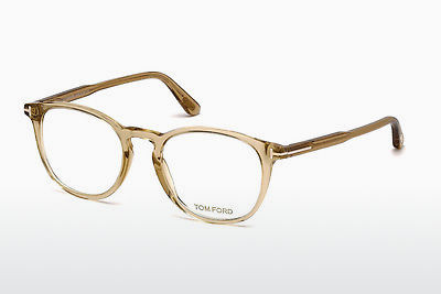 Silmälasit/lasit Tom Ford FT5401 045 - Ruskea, Bright, Shiny
