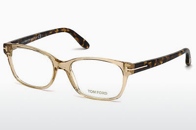 Silmälasit/lasit Tom Ford FT5406 045 - Ruskea, Bright, Shiny