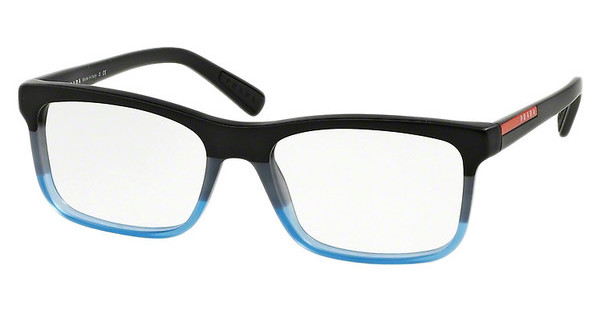Prada Sport PS 05FV TWT1O1 BLACK/GREY/BLU