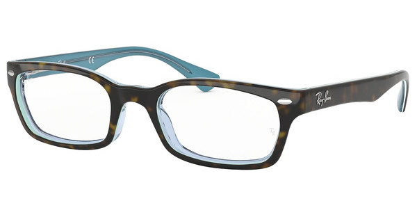 Ray-Ban RX5150 5023 TOP HAVANA ON TR AZURE