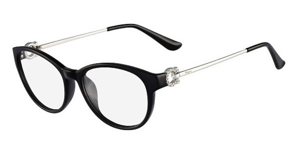 Salvatore Ferragamo SF2704R 001 BLACK