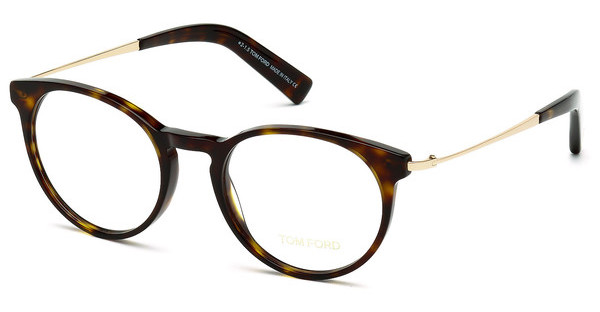 Tom Ford FT5383 052 havanna dunkel