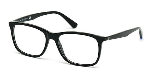 Web Eyewear WE5180 001 schwarz glanz