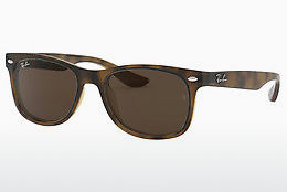 Aurinkolasit Ray-Ban Junior Junior New Wayfarer (RJ9052S 152/73) - Ruskea, Havanna