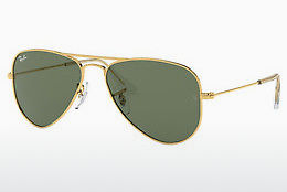 Aurinkolasit Ray-Ban Junior Junior Aviator (RJ9506S 223/71) - Kulta