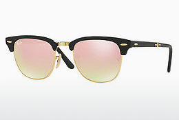 Aurinkolasit Ray-Ban CLUBMASTER FOLDING (RB2176 901S7O) - Musta