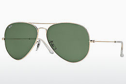 Aurinkolasit Ray-Ban AVIATOR LARGE METAL (RB3025 001) - Kulta