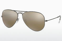 Aurinkolasit Ray-Ban AVIATOR LARGE METAL (RB3025 029/30) - Harmaa
