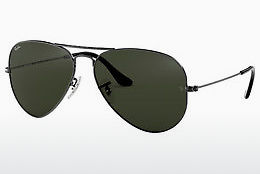 Aurinkolasit Ray-Ban AVIATOR LARGE METAL (RB3025 W0879) - Harmaa
