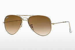 Aurinkolasit Ray-Ban AVIATOR FOLDING (RB3479 001/51) - Kulta