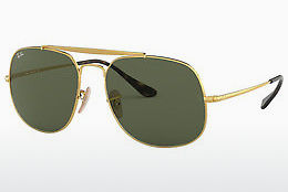 Aurinkolasit Ray-Ban The General (RB3561 001) - Kulta