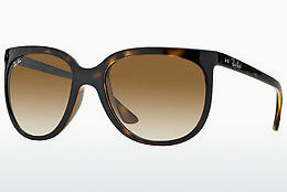 Aurinkolasit Ray-Ban CATS 1000 (RB4126 710/51) - Ruskea, Havanna