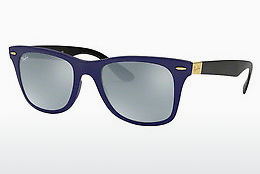 Aurinkolasit Ray-Ban WAYFARER LITEFORCE (RB4195 624830) - Sininen