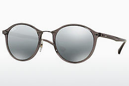 Aurinkolasit Ray-Ban Round Ii Light Ray (RB4242 620088) - Harmaa