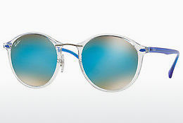 Aurinkolasit Ray-Ban Round Ii Light Ray (RB4242 6289B7) - Läpikuultava