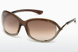 Aurinkolasit Tom Ford Jennifer (FT0008 38F) - Pronssi