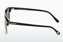 Aurinkolasit Tom Ford Henry (FT0248 05N) - Musta