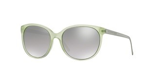 Burberry BE4146 34856V LIGHT GREY MIRROR GRAD SILVERGREEN