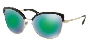Bvlgari BV6082 278/3R GREY MIRROR GREENPALE GOLD/BLACK