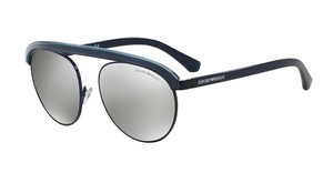 Emporio Armani EA2035 30196G LIGHT GREY MIRROR SILVERBLUE