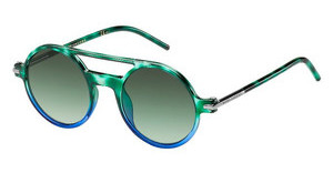 Marc Jacobs MARC 45/S TND/J7 GREY SF GREENHVNGRNNBLU (GREY SF GREEN)