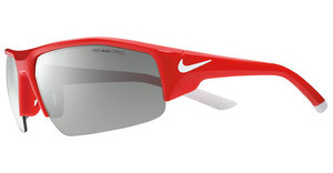 Nike SKYLON ACE XV EV0857 600 UNIVERSITY RED/WHITE WITH GREY W/SILVER FLASH LENS LENS