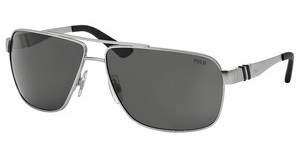 Polo PH3088 904687 GREYMATTE SILVER