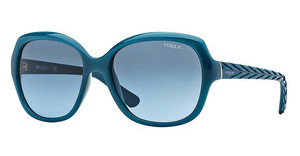 Vogue VO2871S 21568F BLUE GRADIENTOPAL TURQUOISE