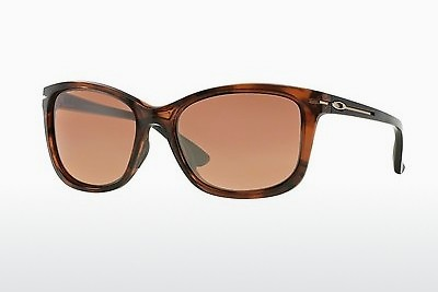 Aurinkolasit Oakley DROP IN (OO9232 923204) - Ruskea, Havanna