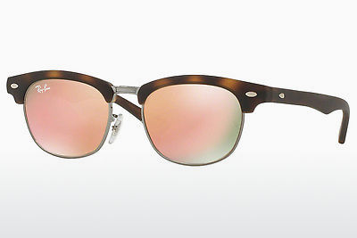 Aurinkolasit Ray-Ban Junior RJ9050S 70182Y - Ruskea, Havanna