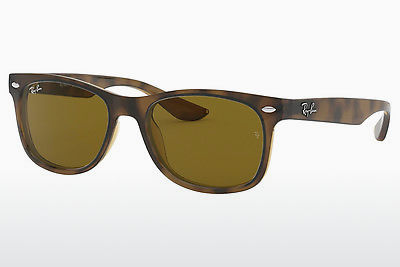 Aurinkolasit Ray-Ban Junior RJ9052S 152/3 - Ruskea, Havanna