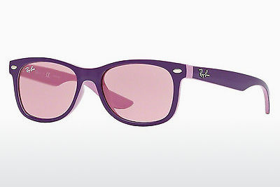 Aurinkolasit Ray-Ban Junior RJ9052S 179/84 - Purppura, Roosa