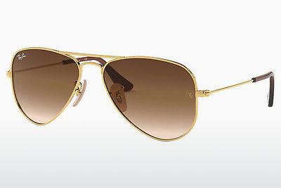 Aurinkolasit Ray-Ban Junior RJ9506S 223/13 - Kulta