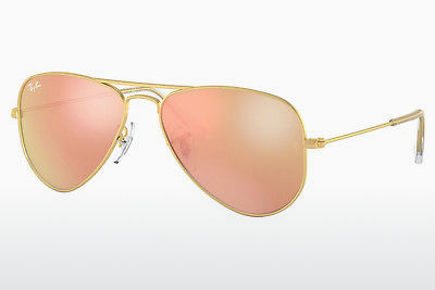 Aurinkolasit Ray-Ban Junior RJ9506S 249/2Y - Kulta