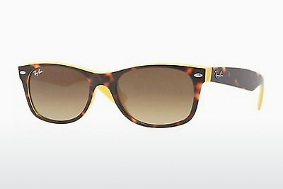 Aurinkolasit Ray-Ban NEW WAYFARER (RB2132 601485) - Ruskea, Havanna